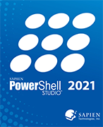 PowerShell Studio 2021 - Download by clicking the red 'DOWNLOAD' button below!