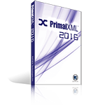 PrimalXML 2016 - Download by clicking a red 'TRY' button below!