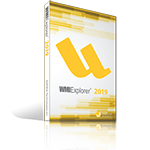 WMI Explorer 2019 - Download by clicking a red 'TRY' button below!