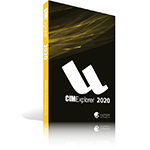 CIM Explorer 2020 - Download by clicking a red 'TRY' button below!