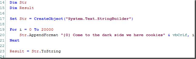 StringBenchmark2.vbs