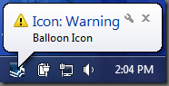 Icon Warning
