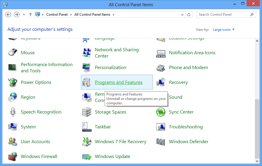 How to Enable and Disable PowerShell V2 on Windows 8