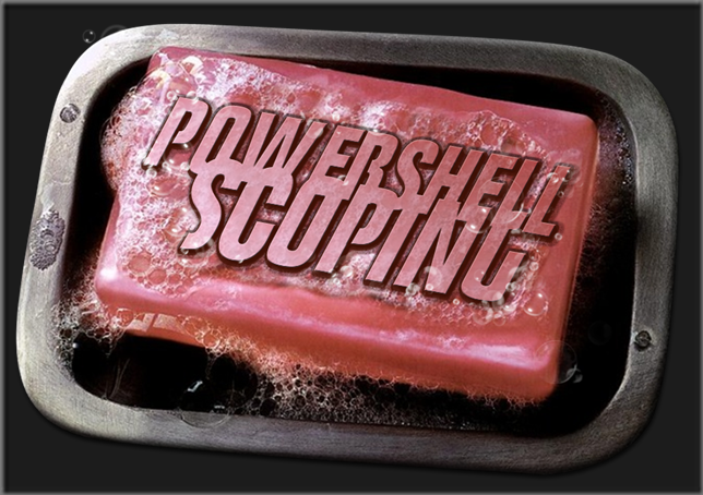 powershell scoping soap