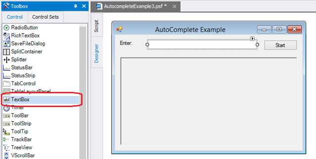 Adding auto-complete to an input textbox – SAPIEN Blog
