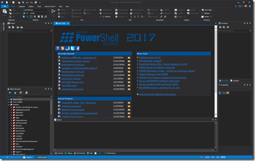 PowerShell Studio