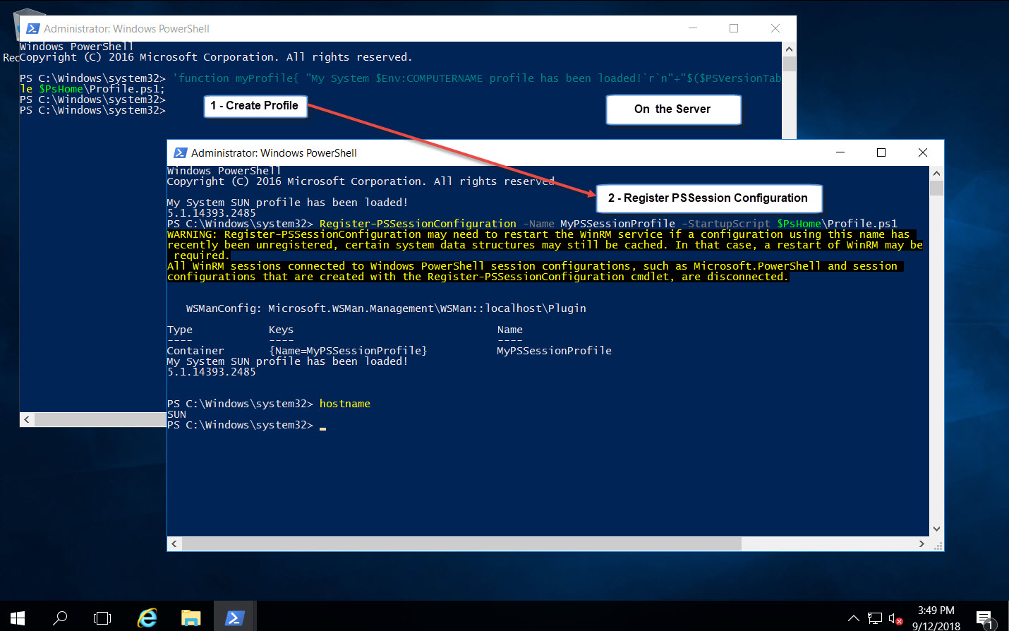 PowerShell Studio: Working with Remote Systems (Part 2