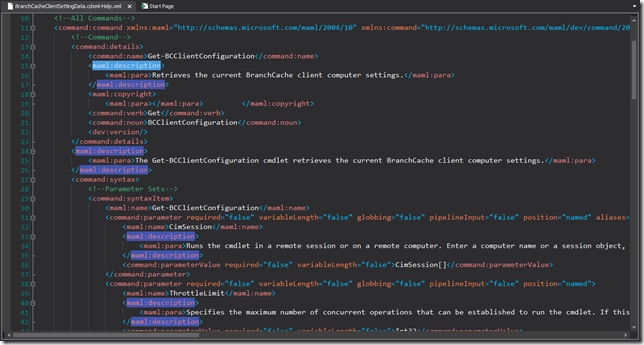 Non-PowerShell File Reference Highlighting