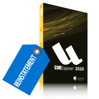 Reinstatement of CIM Explorer 2020