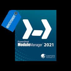 Reinstatement of PowerShell ModuleManager 2021