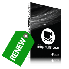 Discounted Renewal of SAPIEN DevOps Suite 2020