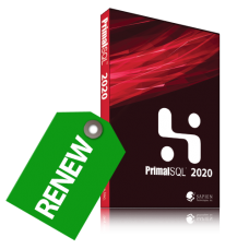 Discounted Renewal of PrimalSQL 2020