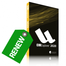 Discounted Renewal of CIM Explorer 2020