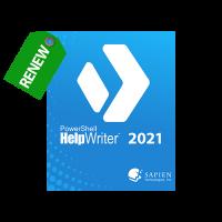 PowerShell HelpWriter 2021 Renewal