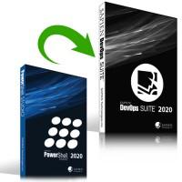 Upgrade PowerShell Studio 2020 to SAPIEN DevOps Suite 2020